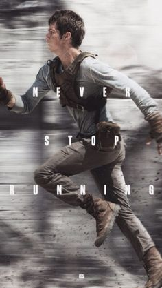 Thr maze runner iPhone wallpaper