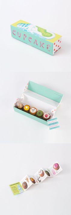 Fairycake Fair #Packaging