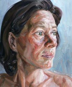 20 C British Art: Tai-Shan Schierenberg is a portrait painter, based in London. He was the winner of the 1989 BP Portrait Award. Painting People, Figure Painting, Painting & Drawing, Oil Portrait, Abstract Portrait, Portrait Paintings, Tai Shan Schierenberg, Lucian Freud Portraits, Art Alevel