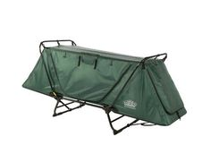 Kamp-Rite Tent Cot. Perfect for that backyard adventure- sets up in seconds. Tent Cots also convert into a flat cot or a lounge chair.