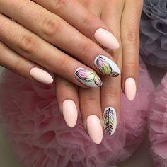 Koko Loko + Mr White + Miss America + My Summer Mellons + Chiquita Banana Gel Polish + Paint Gel ✍ by Paula z Madeleine Studio, Indigo Wrocław #nails #nail #indigo #indigonails #nailsart #pastelnails #pastel #summernails #springnails #white