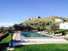 Cru com Pinta @ Castelo de Juromenha. Family weekend :) Portugal / Alentejo.