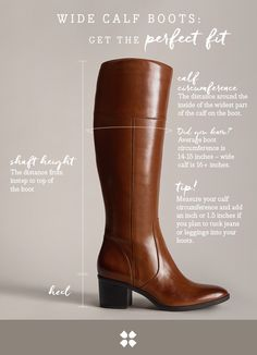 158712ea902 wide calf boots - how to measure Wide Calf Boots