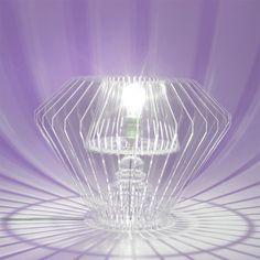 Lampe DIAMANTI Design by Eugenia Minerva fluo http://www.ag-products.fr/fr/744-lampe-diamanti-design-by-eugenia-minerva-fluo.html