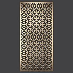 Cnc Cutting Design, Laser Cutting, Divider Design, 3d Panels, Door Design Interior, Panel Room Divider, Diy Garden Furniture, Metal Tree Wall Art, Wooden Stairs
