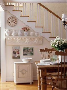 .get creative with empty wall space