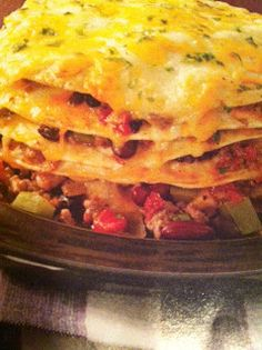 Easy crockpot recipes: Enchilada Crockpot Recipe