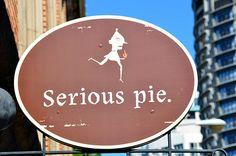 { Serious Pie / Seattle, WA } ... Seriously good. My fave is the buffalo mozzarella.