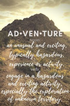 Adventure I Adventure Quotes I Adventure Ideas I Adventure Tips I Adventure In Your Own State I