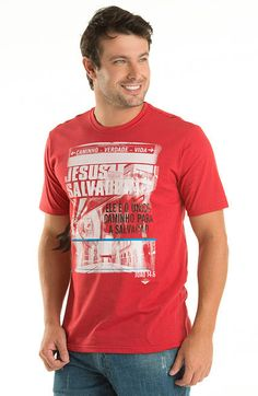 FH294 Camiseta FDH Caminho Verdade Vida