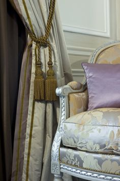 Details of lovely rooms by Charles Jouffre