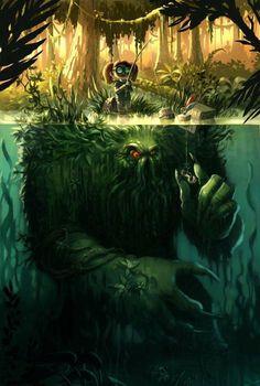 Illustration for article titled Concept Art Writing Prompt: Creepy little girl goes fishing for monsters Dark Fantasy Art, Fantasy World, Dark Art, Fantasy Images, Arte Horror, Horror Art, Fantasy Creatures, Mythical Creatures, Creepy Little Girl