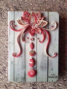 Lotus flower notebook by Dolcimagie #italiasmartteam #etsy