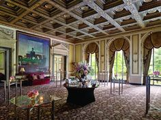 A behind-the-scenes look at Boston's Langham Hotel as a wedding space. Photo Courtesy of Langham Hotel, Boston