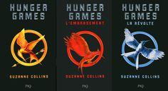 Hunger Games, la trilogie, de la bonne SF!