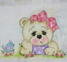 Resultado de imagem para pintura fralda menina