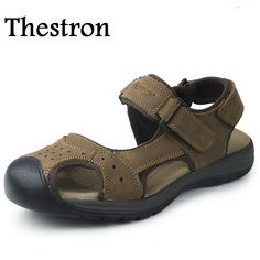 0d061a8b54b061 Thestron Mens Water Sandals Breathable Mens Sneakers Shoes Sport Non-Slip  Aqua Shoes For Male