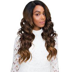 Natural Hair Growth, Natural Hair Styles, Wig With Closure, Semi Permanent Hair Dye, Front Hair Styles, Long Wigs, Lace Hair, Silky Hair, Hair Color For Black Hair