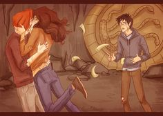 Is this the moment? by viria13.deviantart.com on @deviantART - hahaha the kiss was much better in the book than the movie! :D