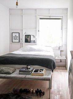 Textured bed