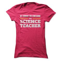 Awesome SCIENCE TEACHER T-Shirts, Hoodies. VIEW DETAIL ==►…