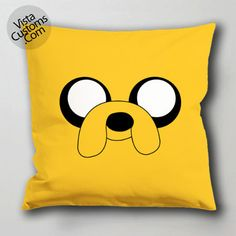 adventure time with finn and jake pillow case, cushion cover ( 1 or 2 Side Print With Size 16, 18, 20, 26, 30, 36 inch )