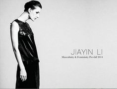 Jiayin's final collection Fashion Design Portfolio, Design Projects, Collection