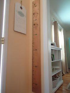 *Ruler Growth Chart