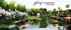 Godrej Golf Links Greater Noida has everything which is of Grade-A, making the entire complex rich in greenery and highly secured.