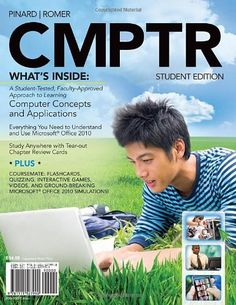 Bestseller Books Online CMPTR (with Computers & Technology CourseMate with eBook  Printed Access Card) Katherine T. Pinard, Robin M. Romer $68.84