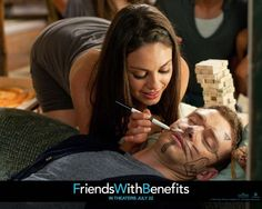 Friends With Benefits Movie Quotes