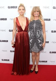 Pin for Later: Kate Hudson and Goldie Hawn Bring Mother-Daughter Glamour to London