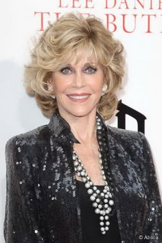 Jane Fonda Frisur Hairstyles In 2019 Jane Fonda Jane Fonda