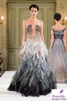 Yanina Couture SS 2014 - #Bridaltribe #Couture #Fashion www.facebook.com/BridalTribeMagazine