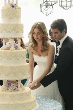 Emily And Daniel's Wedding Revenge Season 3 Pictures & Character Photos - ABC.com