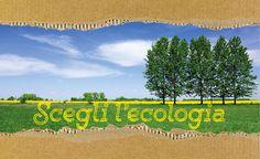 Scegli L'ecologia, QuiCAP sceglie di produrre Packaging e Arredi di Design ad impatto zero sull'ambiente. www.quicap.it