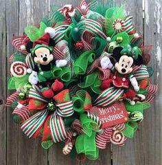 disney wreath xmas wreaths wreaths crafts xmas decorations decoration noel christmas
