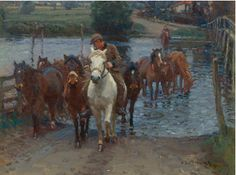 alfred james munnings - Google Search