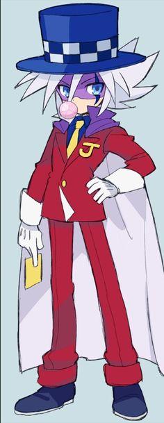 Kaitou Joker ( Jack )