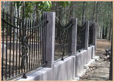 Great share Wrought Iron Fence Sections Iron Fence Gate, Wrought Iron Driveway Gates, Gate Hinges, Gate Hardware, Iron Gates For Sale, Wrought Iron Gate Designs, Fence Sections, Pet Gate, Old Mansions