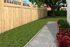 Zaun selbst bauen und Zaunpfahl betonieren - SAKRET DIY