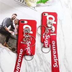ストリート 個性ケース アイフォンテンカバー おしゃれ シュプリーム iPhone8/8plusケース かわいい iPhoneXカバー ペア ソフトケース iPhone7 7プラス フルカバー 人気おすすめ