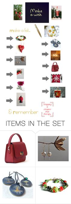 Shop Small For The Holidays by pippinpost on Polyvore featuring art, etsy and integrityTT
