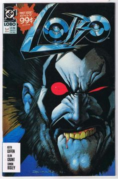 LOBO DC number one..