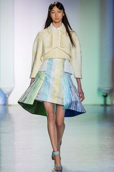 Peter Pilotto Spring 2014 Ready-to-Wear Collection Photos - Vogue
