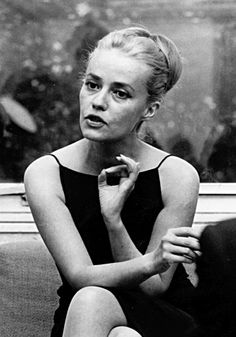 Jeanne Moreau -fellow Aquarius