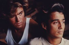 Wham! - I had this poster on my wall... I just love Andrew!!!
