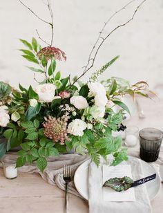 Organic Winter Wedding Inspiration | Green Wedding Shoes Wedding Blog | Wedding Trends for Stylish + Creative Brides