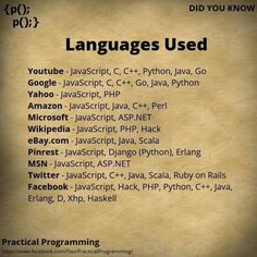 C Programming For Beginners Master the C Language - C Programming - Ideas of C Programming - For my programmers friends C Programming Ideas of C Programming For my programmers friends Learn Computer Coding, Computer Programming Languages, Learn Computer Science, Life Hacks Computer, C Programming, Programming Tutorial, Computer Basics, Computer Help, Computer Technology