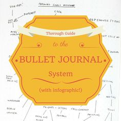 Tiny Ray of Sunshine: Thorough Guide to the Bullet Journal System